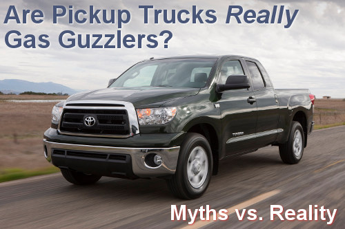 truck gas guzzlers