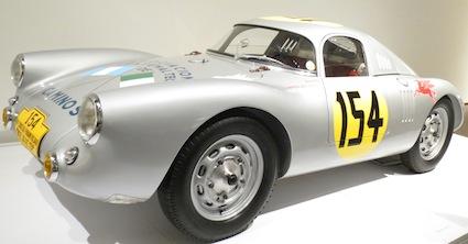 1953 Porsche Type 550 Prototype