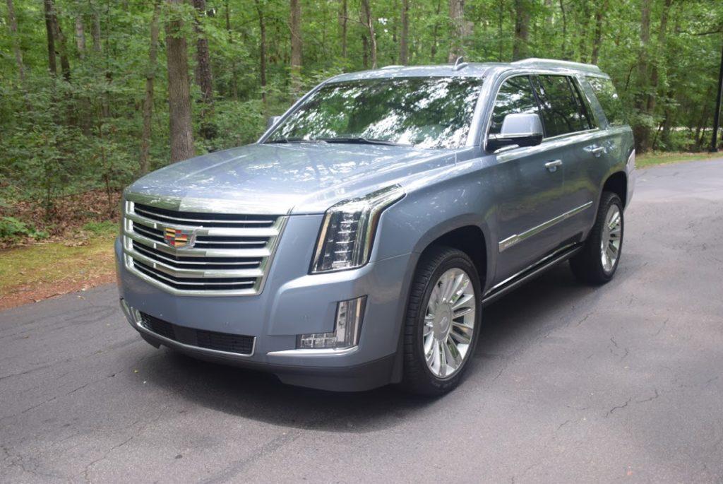 2016 Cadillac Escalade Platinum 4x4