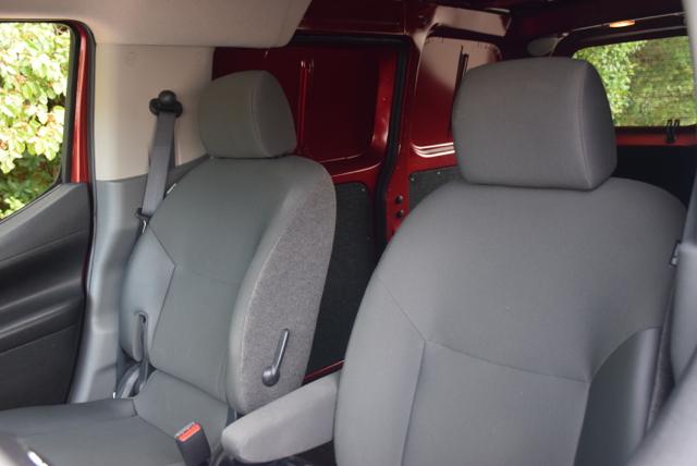 2016 Nissan NV200.