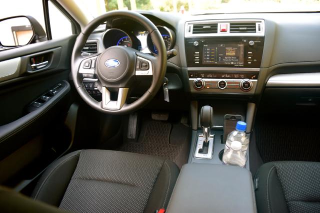 2017 Subaru Outback 2.5i Premium edition.