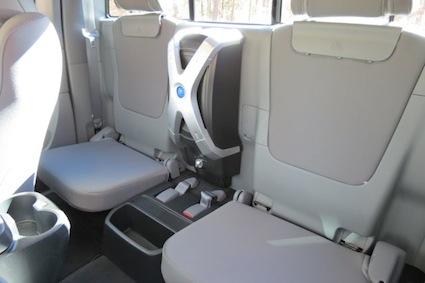 2013 Toyota Tacoma XRunner.