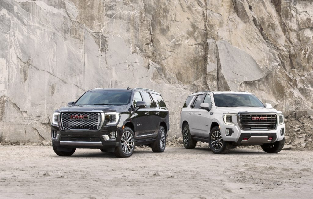 Highlights of the 2021 GMC Yukon/Yukon XL — Auto Trends ...